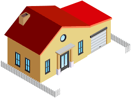 House With Fence Png Clip Art Best Web Clipart