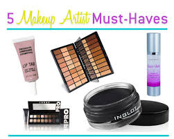 5 makeup artist must haves pretty in