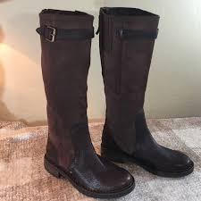 ugg brown riding boots