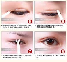 the double eyelid guide