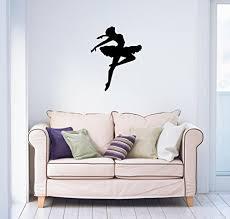 Ballerina Wall Decal 24 Inches Buy Online In Mauritius At Desertcart