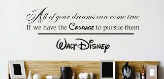 Design With Vinyl All Our Dreams Can Come True Wall Decal Wayfair