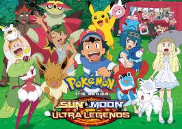 Pokémon The Series: Sun & Moon — Ultra Legends To Premiere On CITV ...