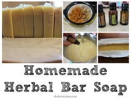homemade glycerin soap recipes