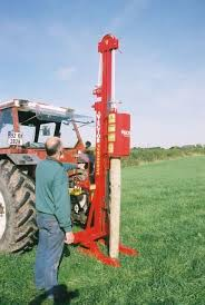 Model 1 Fence Post Driver Vector Powerdrive
