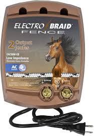 Electrobraid Eac50m Eb Ac Low Impedance Energizer 50 Mile Amazon Ca Patio Lawn Garden