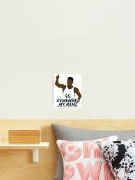 Donovan Mitchell Utah Jazz Photographic Print By Nbagradas Redbubble