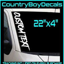 Truck Decals Etsy