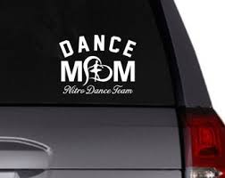 Dance Decal Etsy