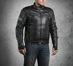 fxrg switchback leather jacket 98095