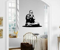 Wall Stickers Vinyl Decal Dalai Lama Tibet Buddhist Religion Ig1617 For Sale Online Ebay