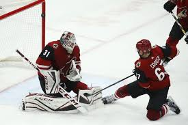 Iaffalo's hat trick helps Kings stun Coyotes 3-2 in overtime