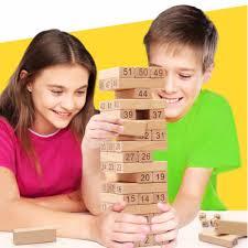 Bộ đồ chơi rút gỗ thông minh Clever Mart (Be)
