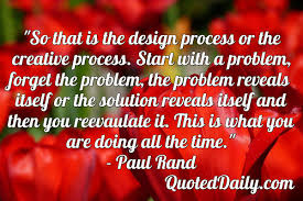 paul rand quote daily quotes