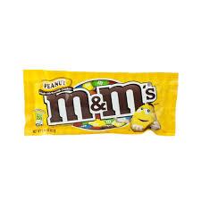 peanut m m s milk chocolate cans