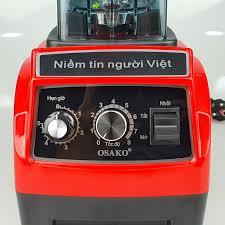 Máy xay sinh tố công nghiệp Osako OS1800 1800w, hẹn giờ giá sỉ - giá bán  buôn