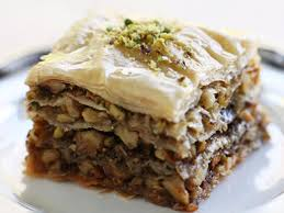 baklava nutrition facts eat this much