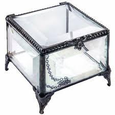 j devlin beveled glass vintage