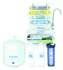 Máy lọc nước Aquafontis K RO 8 lõi + UV không tủ