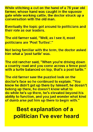 Best Explanation Of A Politician Ever Comedycemetery