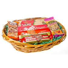 the greek candy bar gift basket 1 pc