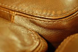 remove stains from leather furniture