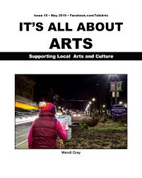 May 2019 Issue by It's All About Arts - issuu