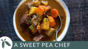 healthy slow cooker beef stew easy