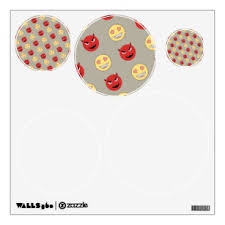 Evil Wall Decals Stickers Zazzle
