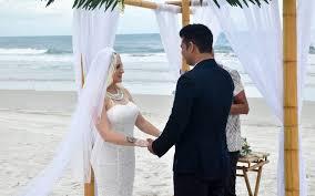 florida beach weddings all inclusive