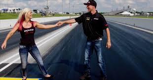 DENSO TO PROVIDE MAJOR SPONSORHIP FOR MATT & ANGIE SMITH | Racers Warehouse  News