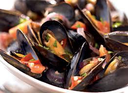 Mussels in a White Wine Sauce Recipe ...