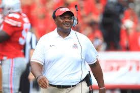 Ohio State Assistant Head Coach Larry Johnson is not going ...
