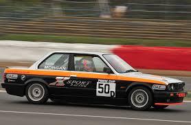 BMW 320 #50D. Aaron Morgan. Toyo Tyres Saloon cup | www.basi… | Flickr