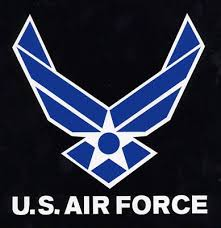 Us Air Force 6 X 6 Vinyl Decal Sticker Military Ebay