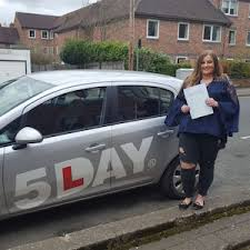 Sophie Fowler -Birmingham - 5Day Intensive Driving Courses