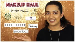 makeup artist kit haul 2018 mac