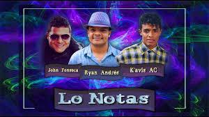 Lo Notas   Ryan Andrés ft. John Fonseca y K'avis   Video Lyrics ® - YouTube