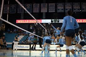 volleyball ava bell - The Daily Tar Heel