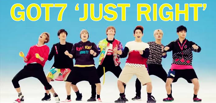 Image result for just right got7""
