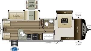 cougar half ton travel trailers 29rld