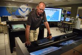 There's a new director in town - Ken Graham takes the reins of NHC
