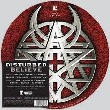 Disturbed Believe Limited Picture Disc Vinyl Lp Walmart Com Walmart Com