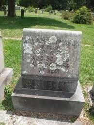 Ada Taylor Johnson (1885-1954) - Find A Grave Memorial