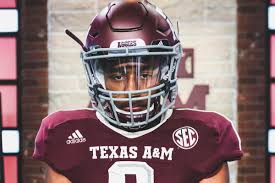 Texas A&M gets commitment from 4-star safety recruit Antonio ...