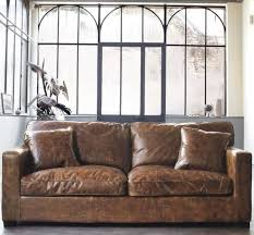 tan leather couch melbourne weathered