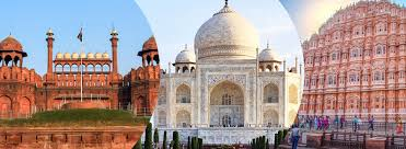 golden triangle tour sketch india
