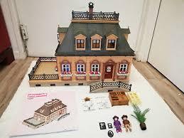 playmobil maison victorienne 5305 avec