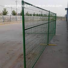 China Construction Site Perimeter Security Temporary Fence China Construction Safety Fence Construction Perimeter Fence