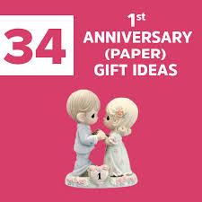 26 best 1st anniversary gift ideas